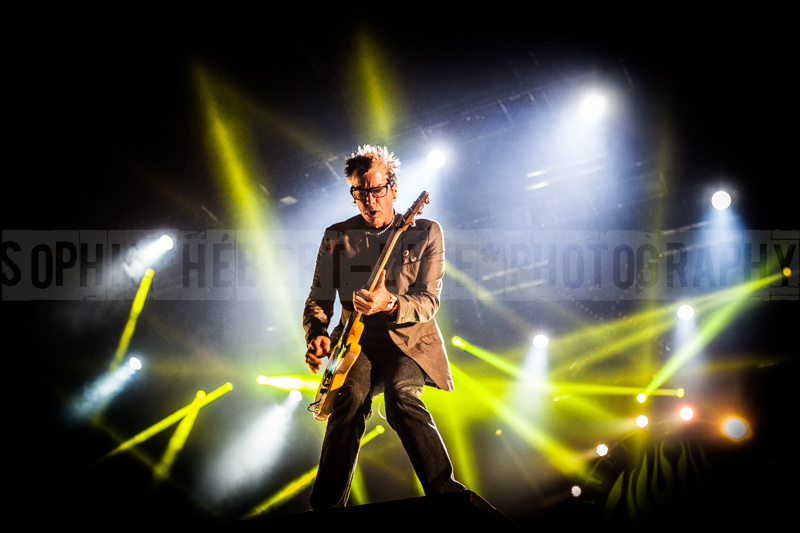 Cabaret Vert - The Offspring - 2013